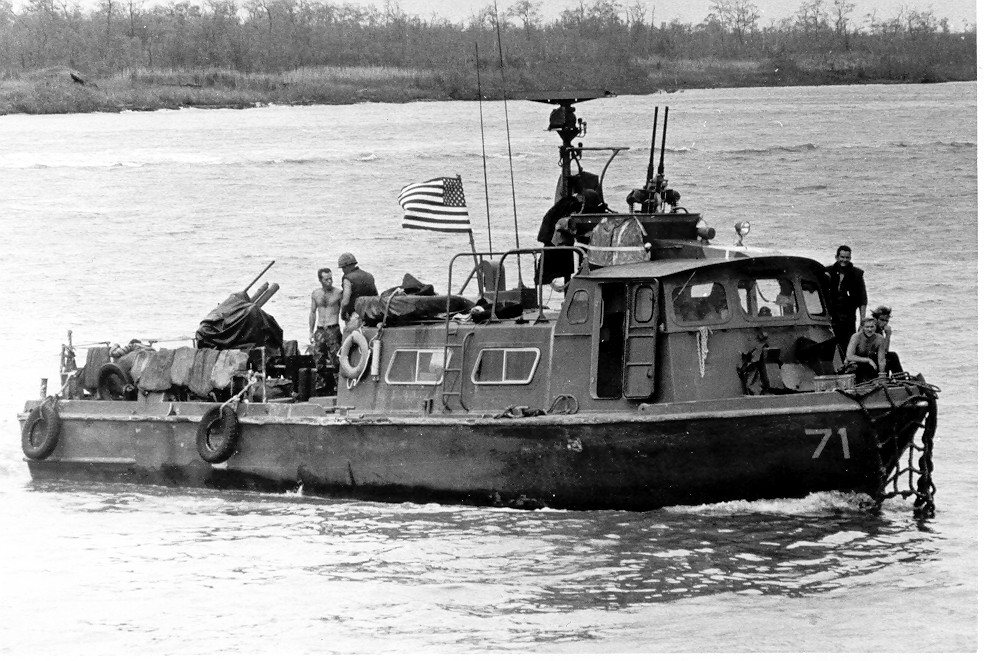 Swift Boat  Patrol Craft Fast