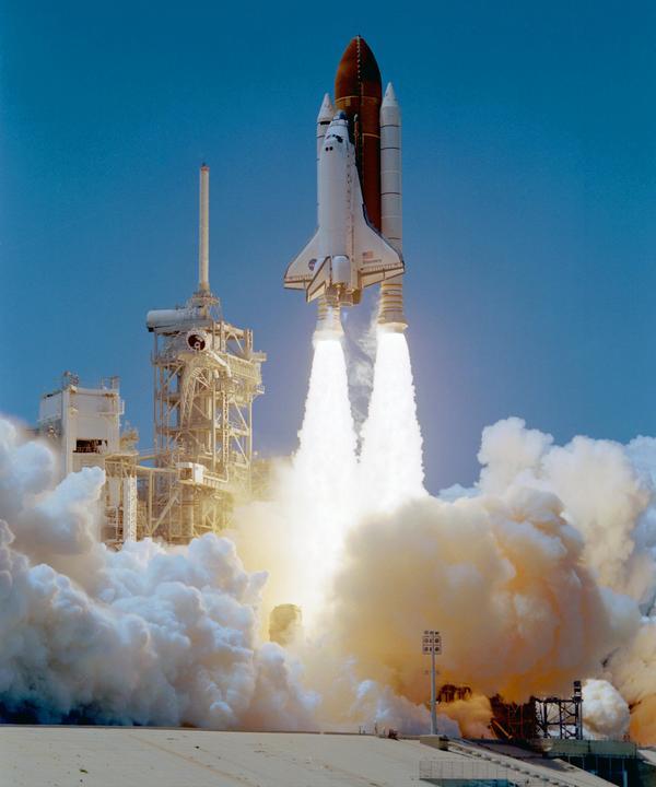 Space Shuttle Launch Clip Art - Pics about space