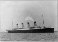 OLYMPIC - maiden voyage, Library of Congress, Prints & Photographs Division, [reproduction number, LC-USZ62-76281