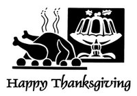 public domain and Thanksgiving or Be Thankful and Department of Defense or Happy Thanksgiving