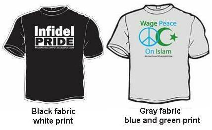 design de qualité ca2e2 0802c Militant Islam 101: Militant Islam 101 T-shirts