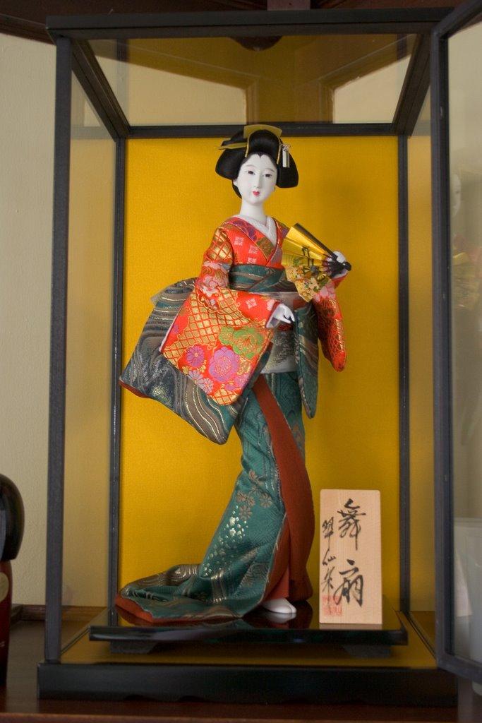 An Souvenir Ping In Kyoto
