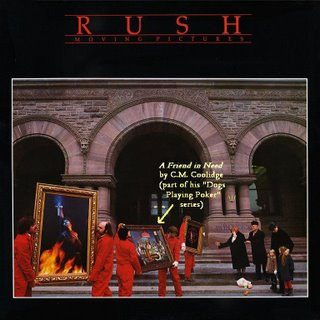 Rush, 'Moving Pictures'
