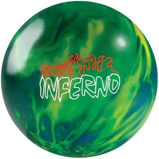 bowling ball balls brunswick pba inferno reactive activator aggressive coverstock bowlers 2006