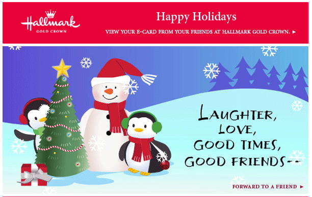 Hallmark Christmas Cards.E Christmas Cards Hallmark Christmas Cards