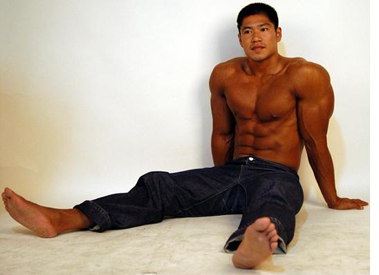 Hot asian men