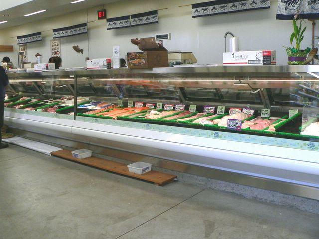 sf city eats: tokyo fish market, berkeley