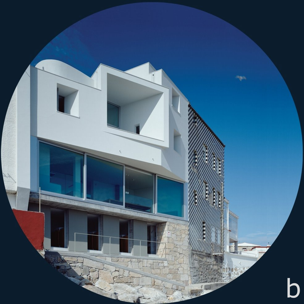 STORIES OF HOUSES: House In Corrubedo (Galicia), By David