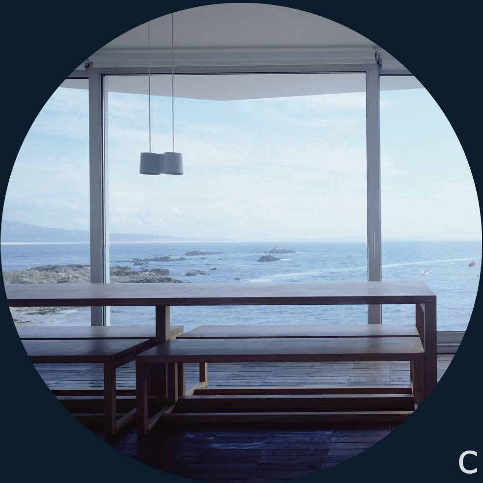 Historias de casas casa en corrubedo de david chipperfield for Chipperfield arquitecto