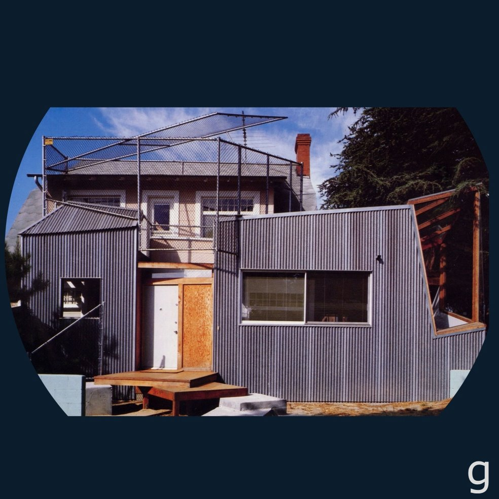 STORIES OF HOUSES: Frank Gehry's House In California