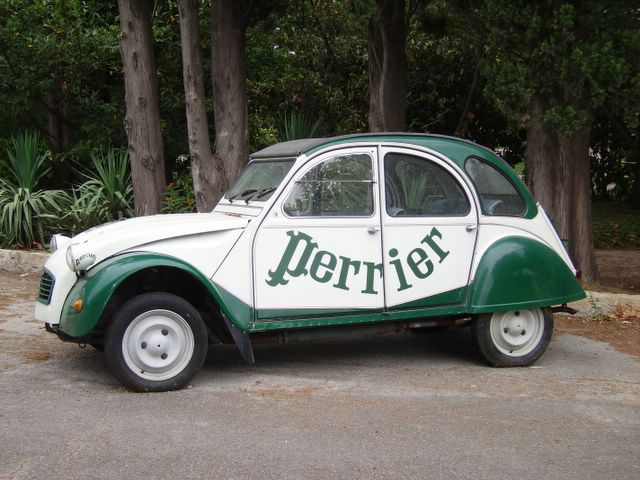 it u0026 39 s my life  la 2cv perrier