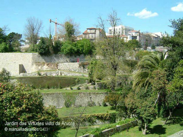 Dias com rvores jardim das virtudes visto da rvore for Esplanada dos jardins 1