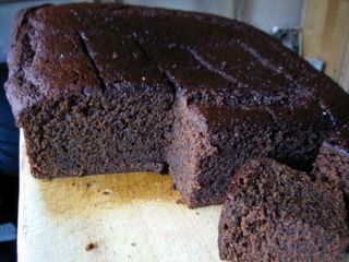 Ginger and Spice Cake