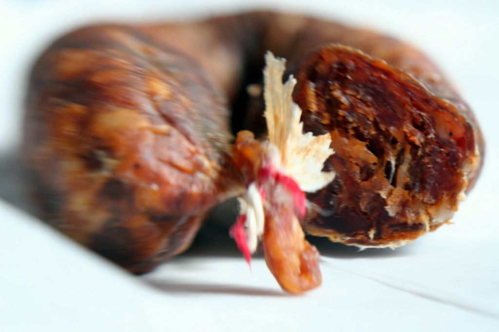 photograph picture fatted calf chorizo