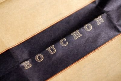 photograph picture of bouchon menu the venetian las vegas