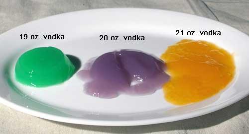 Vodka Jelly Cake Recipe: Clubbing Baby Seals...: Extreme Jello Shots