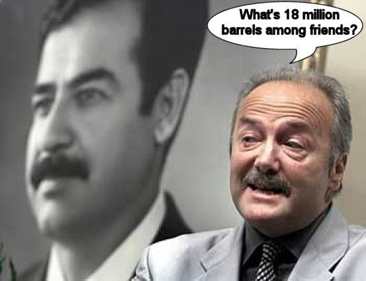 George Galloway states his price
