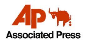 New Associated Press logo reflecting their dedication to publishing BS