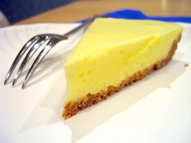 cf818c3fdac1 Lemon Chiffon Pie - Baking Bites