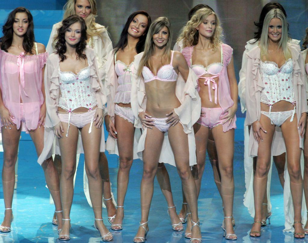 Nude Miss Europe 34