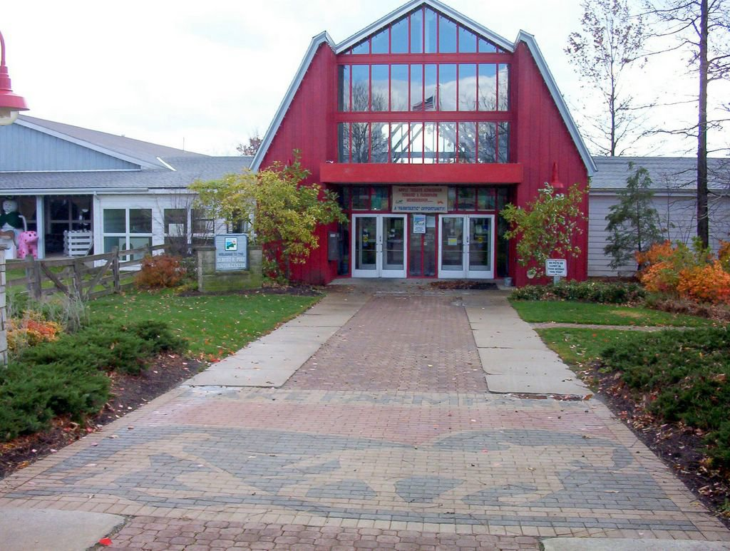 Hit The Road Travel Blog Visit A Real Farm At Lake Farmpark In Kirtland Ohio