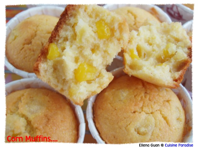 corn muffins yup this corn muffin include cornmeal and frozen fresh ...