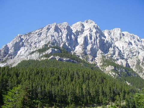 Landscapes of Catalonia: Pedraforca