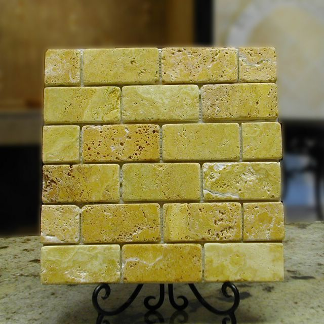Stone Channel Tile And Accents