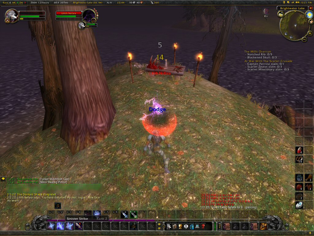 Adventures in Azeroth: More Alts