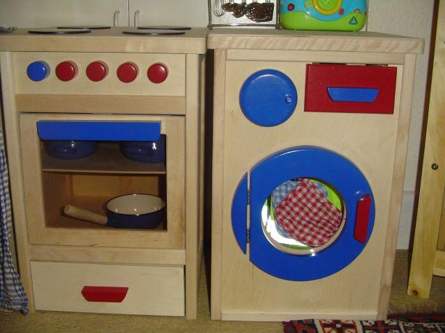 Play Kitchen Lights