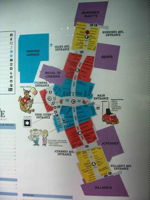 Citrus Park Mall Map Citrus Park Mall Review