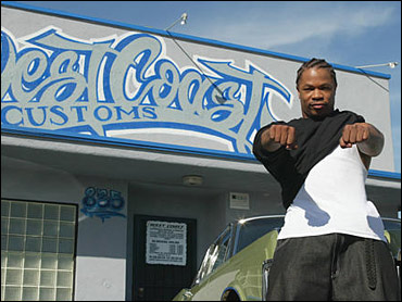 NBA Playoffs  Separated at birthXzibit Car Collection