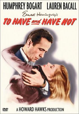 cartel película to have and have not