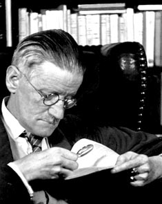 foto james joyce
