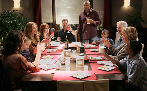 Everything Ends Six Feet Under: The Middle Eight: Off Topic: The End Of Six Feet Under