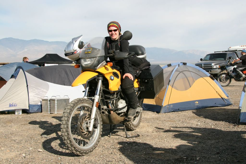 RawHyde Adventure Rally at Ballarat, CA - Anne Girardin