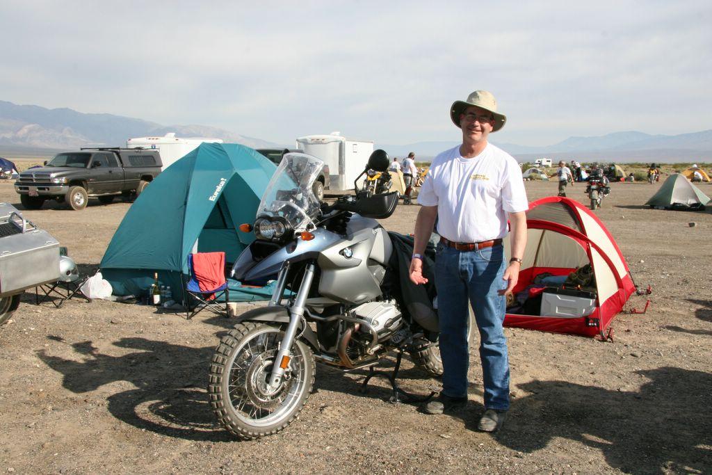 RawHyde Adventure Rally at Ballarat, CA - Tim Campion