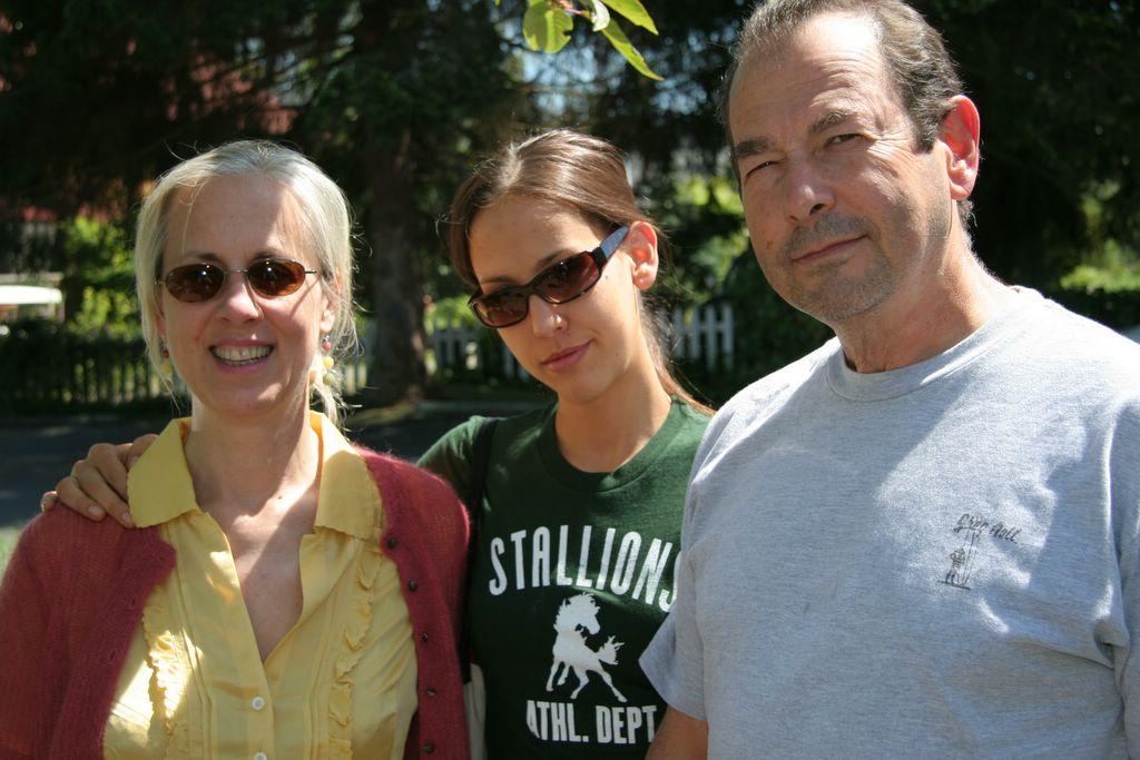 Drew Kampion, Susan Kampion, Alana Kampion