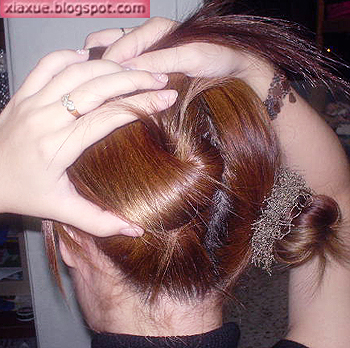 Cum On My Hair 52