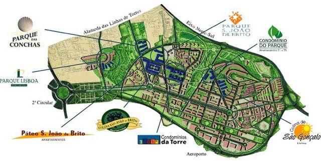 alta de lisboa mapa Viver na Alta de Lisboa: Junta de Freguesia da Alta de Lisboa? alta de lisboa mapa