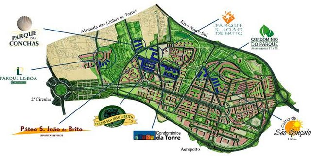 mapa alta de lisboa Viver na Alta de Lisboa: Junta de Freguesia da Alta de Lisboa? mapa alta de lisboa