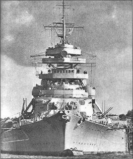 Taistelulaiva Bismarck