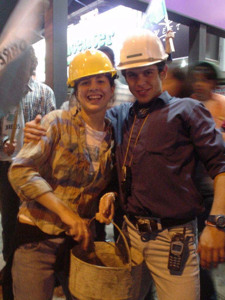 Safari 2005 Obreros