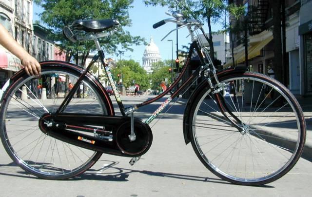 Militarvelo Eastman Indian Roadster Bicycle