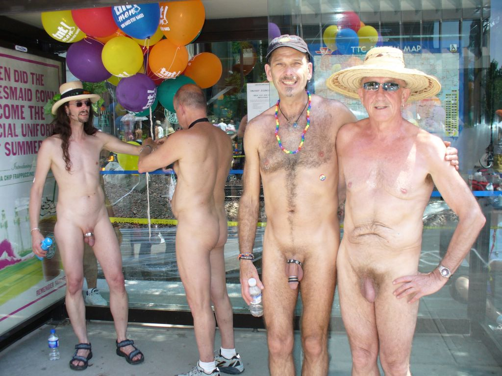 Tumblr nude gay pride