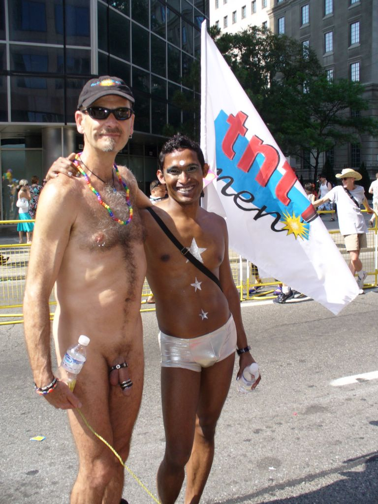 Young males paraded nude for medical exams 8