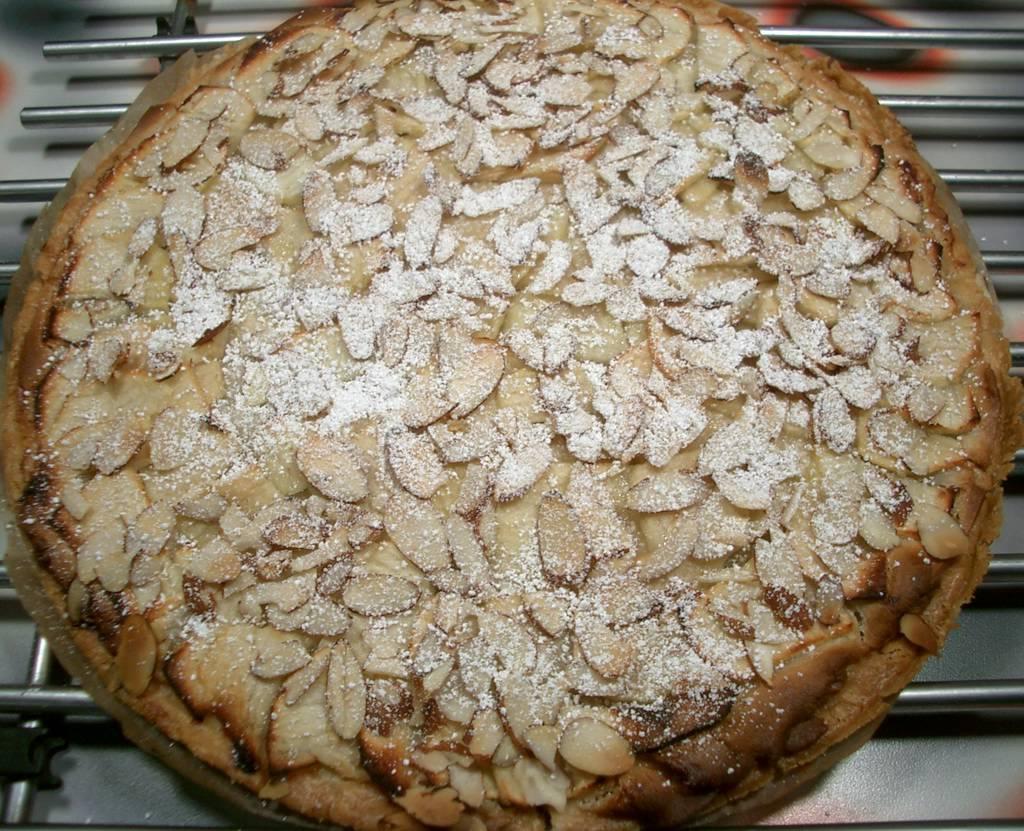 Frozen Apple Cake Desserts