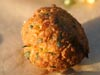 photograph picture of lentil pasties vegan and vegetarian snack and sandwich recipes for IMBB#19