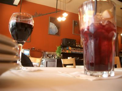 photograph picture of tapas restaurant Tapeo in San Rafael