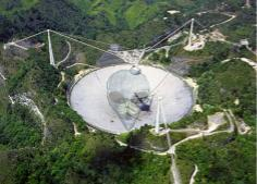 Alien on Arecibo